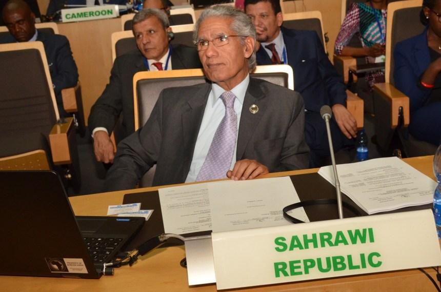 El Ministro de Relaciones Exteriores mantiene reuniones y conversaciones con varias delegaciones africanas   Sahara Press Service