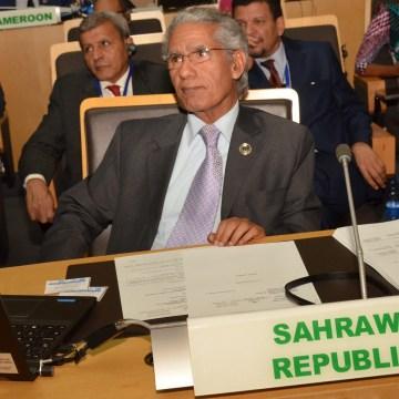 El Ministro de Relaciones Exteriores mantiene reuniones y conversaciones con varias delegaciones africanas | Sahara Press Service