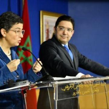 La reunión de un secretario de Estado de Podemos con una representante del Gobierno saharaui provoca una llamada del ministro marroquí de Exteriores – #MásDeLoMismo