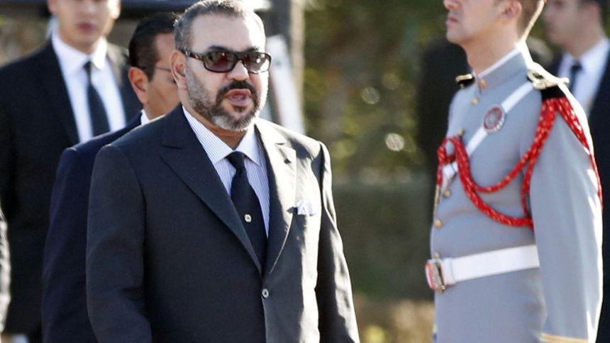La exclusiva escapada náutica de Mohamed VI en su yate de 90 millones frente a las Islas Canarias