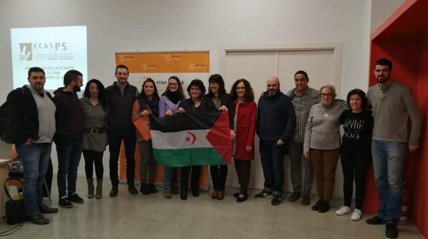 Assemblea Coordinadora Catalana d'Ajuntaments solidaris amb el Poble Sahrauí (CCASPS) – CATALUNYA SAHARA