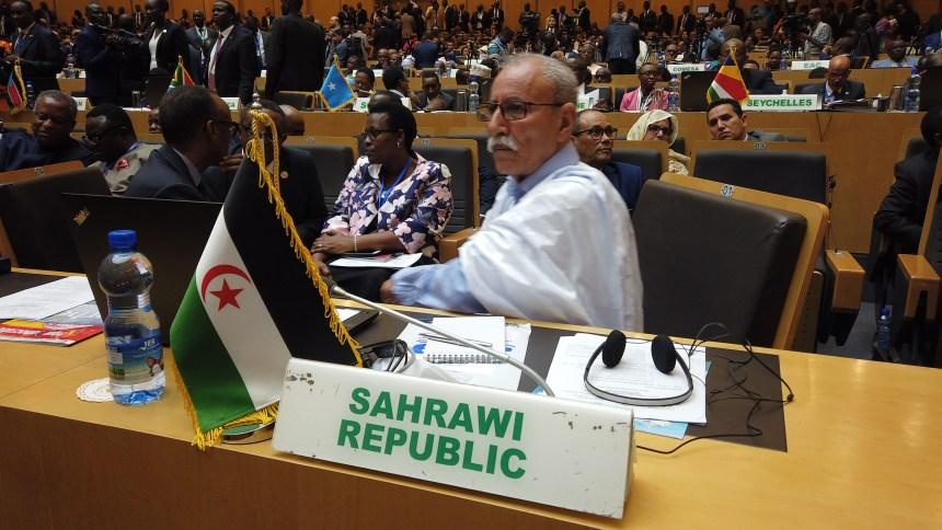 Le président de la République prend part à Addis-Abeba à une réunion à huis clos précédant le sommet de l'UA | Sahara Press Service
