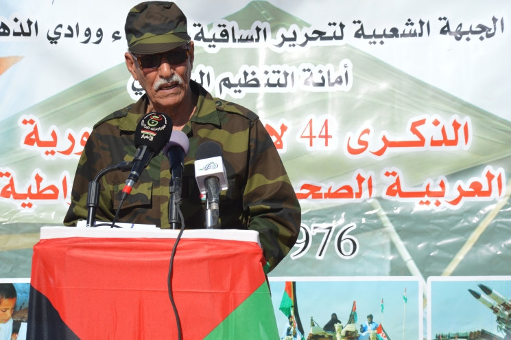"""La República Saharaui es una realidad nacional, regional e internacional imposible de evitar"": Brahim Gali | Sahara Press Service"