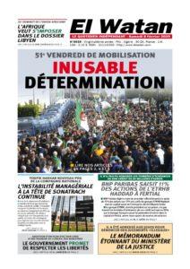 Sahara Occidental :Des ONG appellent à la libération de Mahfouda Bamba Lafkir | El Watan