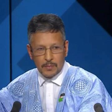 «Poner fin a la ocupación del Sahara Occidental depende solo de la seriedad de las Naciones Unidas en realizar un referéndum de autodeterminación», Ghali Zber