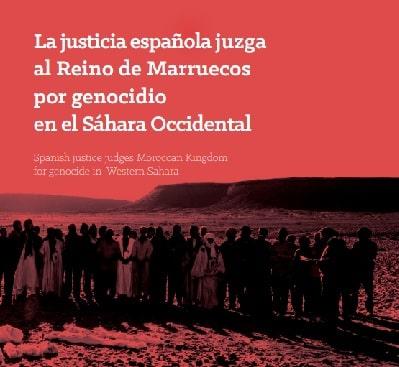 La Justicia española ha juzgado al Reino de Marruecos por genocidio