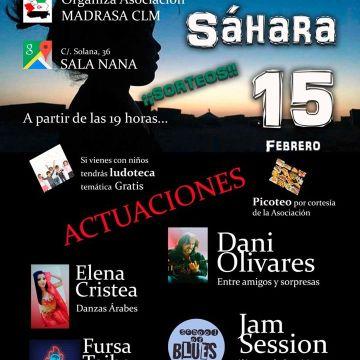 La Sala Nana acoge un festival solidario a beneficio de la asociación Madrasa CLM | MiCiudadReal