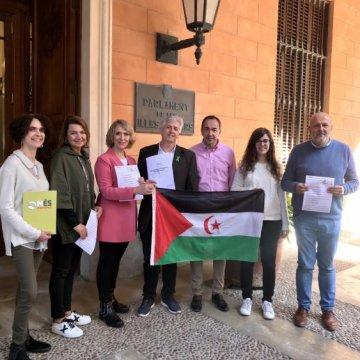 Exigen desde el Parlamento de las Islas Baleares el cese de la ilegal ocupación marroquí al Sahara Occidental | Sahara Press Service