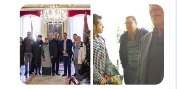 Ali Lmrabet علي المرابط @Alilmrabet informa que #MásDeLoMismo: El pasado jueves un agente del servicio secreto 🇲🇦, probablemente la #DGED de Mohamed Yassine Mansouri, se coló en la oficina de @JM_Kichi para espiarnos.