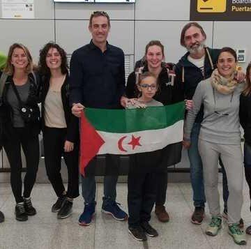 Un grupo de personas de Mallorca, Menorca y Eivissa viajan a los campamentos de refugiados saharauis de Tindouf para participar en el Sahara Marathon – Mallorca Confidencial