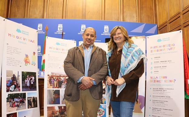 Piden la adhesión de 100 familias al programa de acogida de niños saharauis | El Diario Vasco