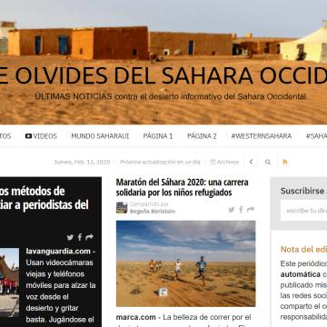 Lee NO TE OLVIDES DEL SAHARA OCCIDENTAL ▸ noticias destacadas del día vía @Sahara1951