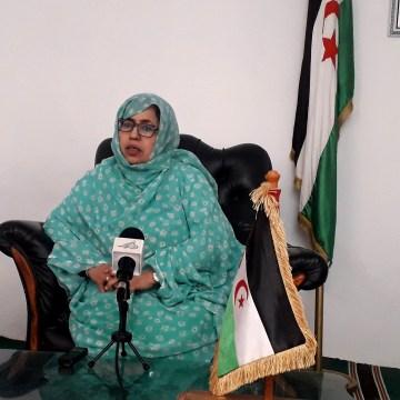 Ministra de Salud Pública resalta los esfuerzos realizados para garantizar la atención sanitaria a todos los ciudadanos   Sahara Press Service