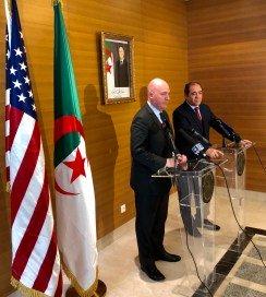 Décryptage – L'Envers de la Visite d'un Responsable du Département d'Etat Américain en Algérie