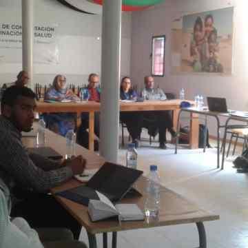 Presentan Plan de Coordinación y Consultas en el sector de Salud Pública   Sahara Press Service