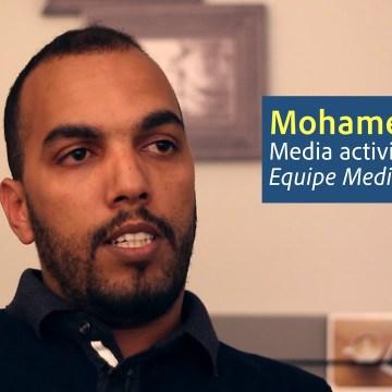 Mohamed Barkan: Western Sahara and press freedom – YouTube