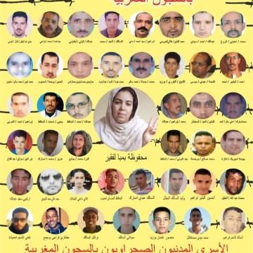 El presidente de la República responsabiliza al estado marroquí por la vida de los prisioneros civiles saharauis | Sahara Press Service