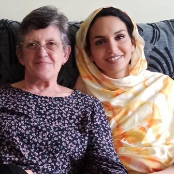 Atrapada en Asturias una vecina de la Vall d'Uixó tras ir a visitar a su hija saharaui embarazada – El Periódico Mediterráneo