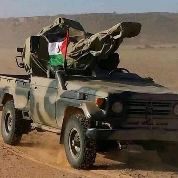 El Estado saharaui INDEPENDIENTE, es la única solución