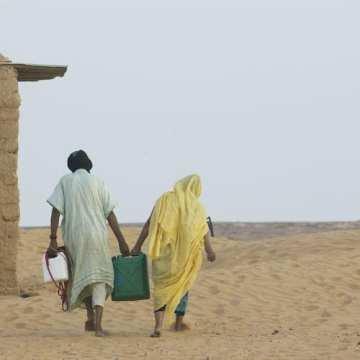 España, en diez años, ha reducido la ayuda humanitaria al pueblo saharaui a la mitad. De 7 a 3.5 millones de euros.