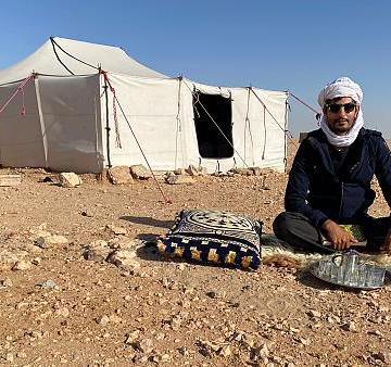Quédate en tu jaima: Cómo viven la cuarentena los saharauis, un pueblo confinado de por sí | Euronews