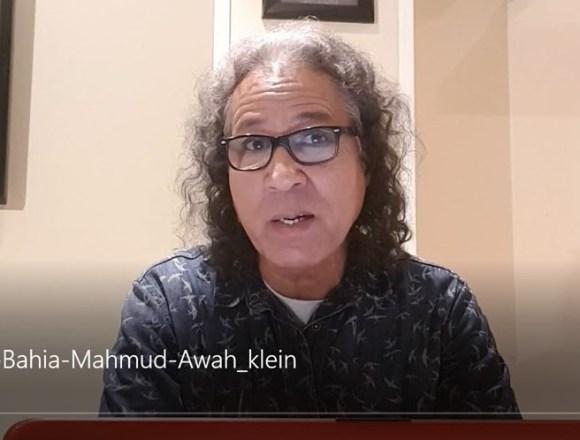 Generación de la Amistad saharaui: Entrevista de la Universidad de Basilea al escritor saharaui Bahia Mahmud AWAH
