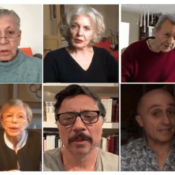 Los Bardem, Marisa Paredes, Juan Diego, Rosa Mª Sardá, Pepe Viyuela… exigen la libertad de los presos políticos saharauis | Contramutis