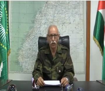 Resumen del discurso del Presidente de la República Saharaui a la nación, sobre la situación del Coronavirus Covid19 | Sahara Press Service