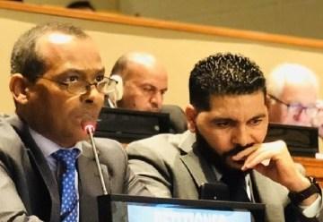 Sidi Omar,Delegado Saharaui ante la ONU, rebate una por una las afirmaciones de la propaganda marroquí sobre el Sáhara Occidental
