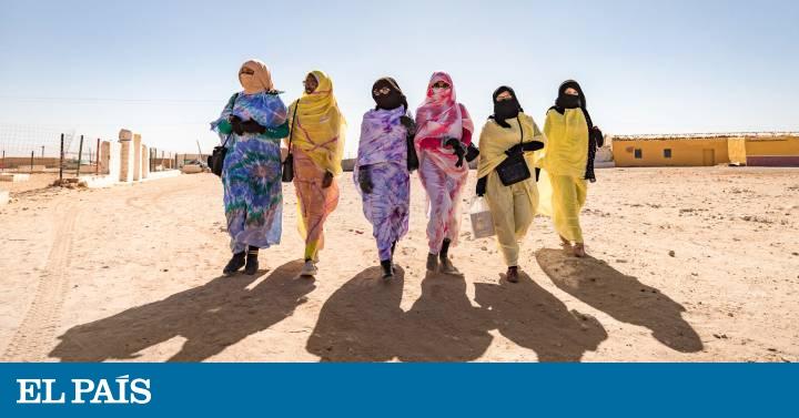 Refugiadas: Así se reinventa la nueva generación de saharauis atrapada en el desierto | Planeta Futuro | EL PAÍS