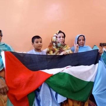Sale en libertad la activista saharaui Mahfouda Lefkir después de seis meses en la carcel