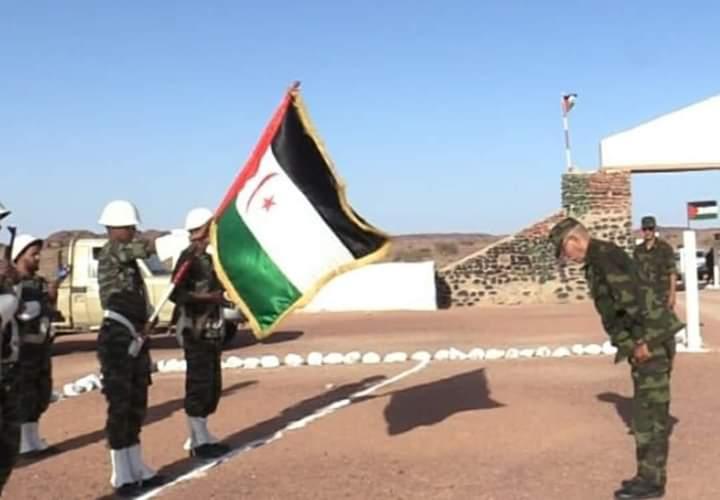 Presidente saharaui recorre regiones militares del país