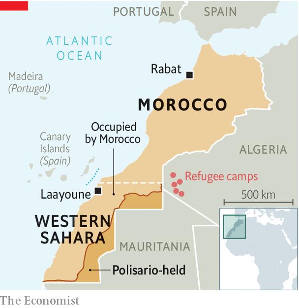 Le point sur la spoliation économique du Sahara Occidental