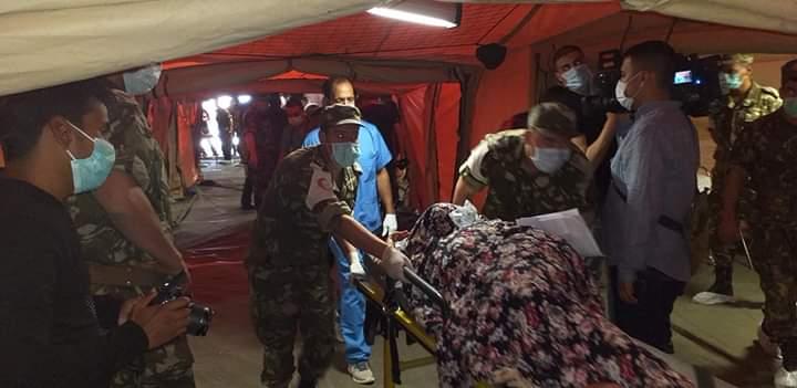 Pese a no tener aún casos de Coronavirus en los campamentos saharauis, Argelia construye centro para eventual atención y aislamiento