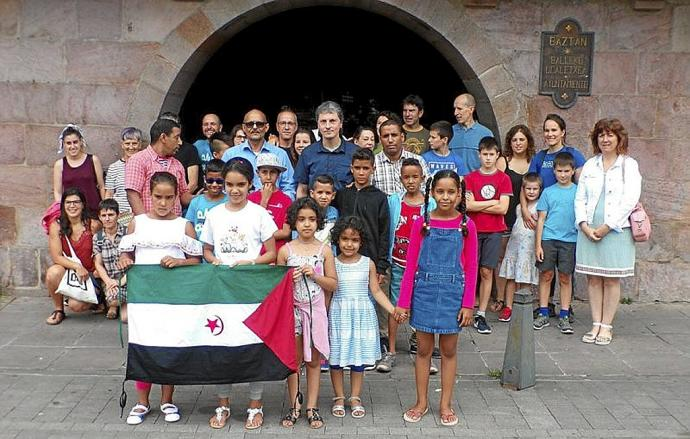 Ayudas a Tinduf para menoressaharauis que no vendrán en verano |Noticias de Navarra