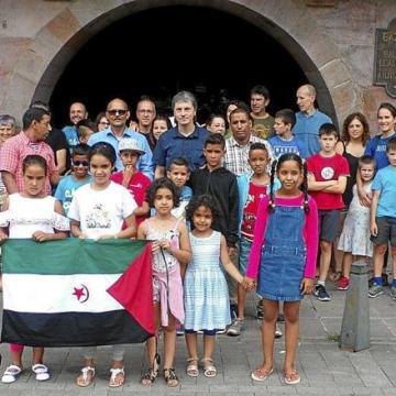 Ayudas a Tinduf para menoressaharauis que no vendrán en verano  Noticias de Navarra
