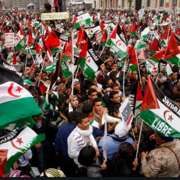 IU reafirma su apoyo al Frente Polisario en su 47 aniversario