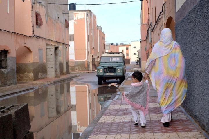 El anciano de la casa de piedra –Relato de Ali Salem Iselmu Abderrahaman