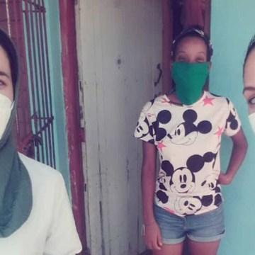 Umajutha y Maglaha, dos refugiadas saharauis becadas por Cuba para ser doctoras, ahora ayudan a luchar contra el coronavirus en la isla | Noticias ONU