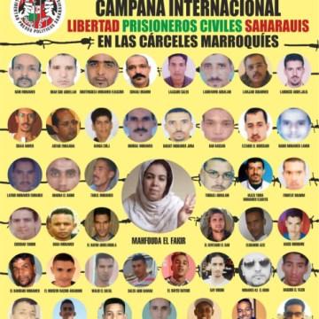 Marruecos hace oídos sordos a la petición de libertad para los presos saharauis por el coronavirus | Sahara Press Service