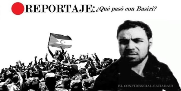 Asesinado por España, Sidi Ibrahim Bassiri: Vida y desaparición   ECS