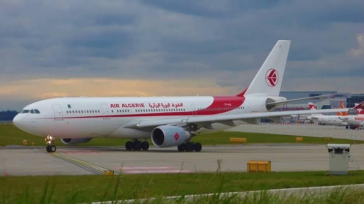 Air Algérie se pronuncia sobre la reanudación de sus vuelos