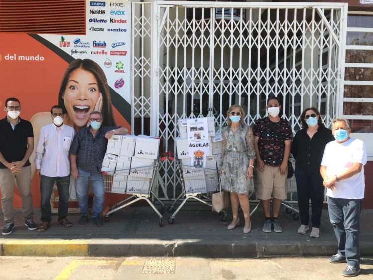 Águilas aporta 425 litros de material de higiene a los campamentos saharauis – La Actualidad