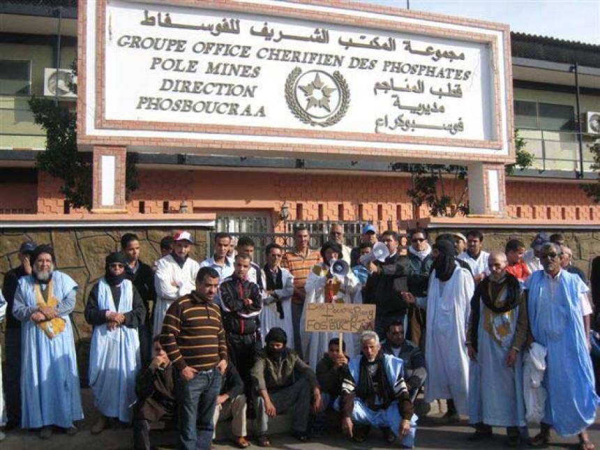UGTSARIO informa sobre la situación en el Sáhara Occidental –CSCCOO