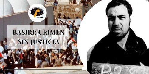 BASIRI: CRIMEN SIN JUSTICIA