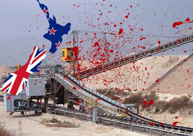 Instan al Gobierno de Nueva Zelanda a detener los envíos de fosfato de sangre |  PUSL