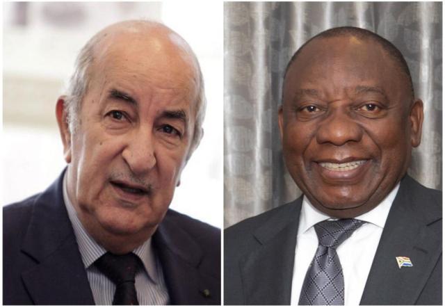 Argelia y Sudáfrica: enfoque común sobre la solución de conflictos en el continente – El Portal Diplomatico
