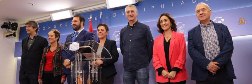 Eh Bildu registra varias preguntas en Madrid para esclarecer el paradero de Basiri y exigir justicia por la masacre de Zemla | Sahara Press Service