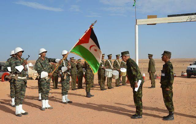 El Frente POLISARIO elogia los esfuerzos realizados por las unidades del ELPS en su lucha contra el crimen organizado y para salvaguardar la soberanía nacional | Sahara Press Service