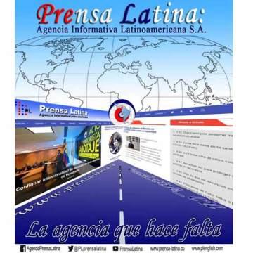 Prensa Latina, seis décadas informando sobre los pueblos oprimidos | Sahara Press Service